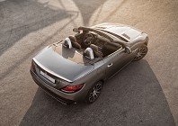On the road with the new Mercedes-AMG SLC 43