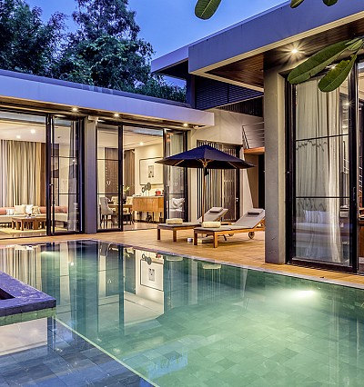 HOTEL INTEL: Stroll Among The Vines In Thailand