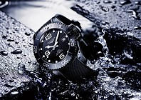 Back in Black: the new HydroConquest broadens the Longines collection