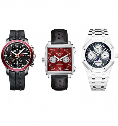 About time: 5 of the best new watches available this summer