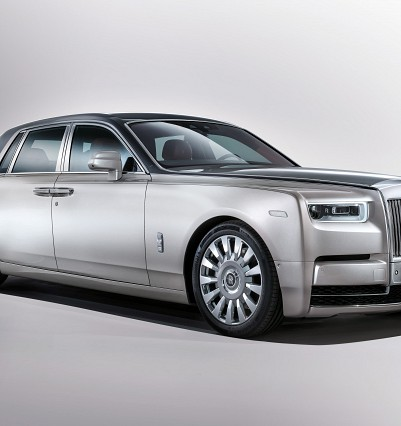 Introducing the game-changing Rolls-Royce Phantom VIII