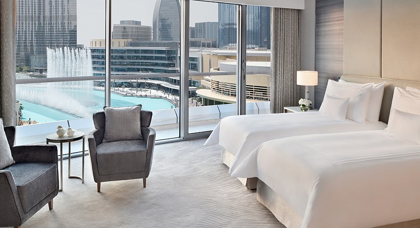 The Address Downtown, Caroline-Jane Houston, Dubai, UAE, Hotel, Luxury