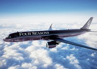 Flights of fancy: a new Four Seasons private jet arrives 2021