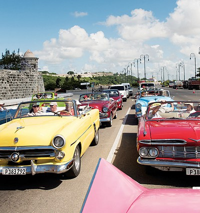 Conquer Cuba with Silversea's bespoke shore excursions