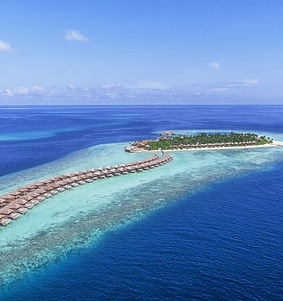 Why Hurawalhi Island Resort is the perfect (undisturbed) Maldives experience