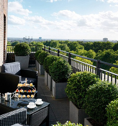 Stay different in London: Jumeirah's trio of UK hotels