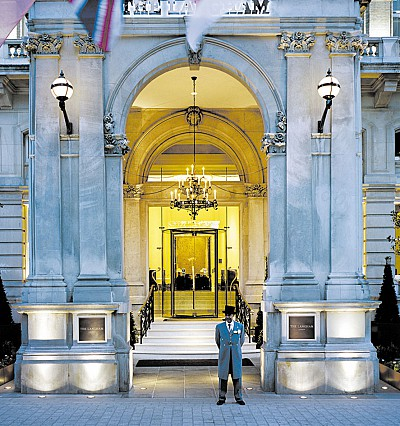 How to spend an unforgettable weekend at The Langham, London