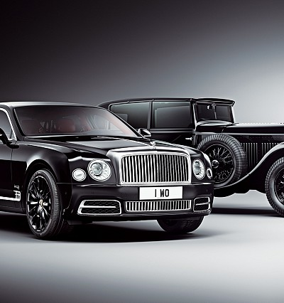 The Mulsanne W.O. Edition is a fitting tribute to Bentley's founder