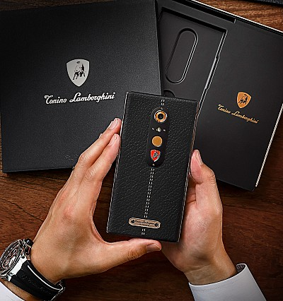 Tonino Lamborghini launches Alpha-One smartphone