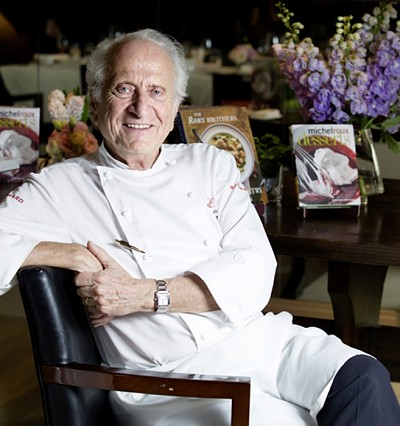 CULINARY NEWS: Michel Roux, the legendary French chef and restaurateur, dies aged 78