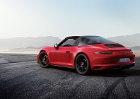 A driving dream: Porsche 911 Targa 4 GTS