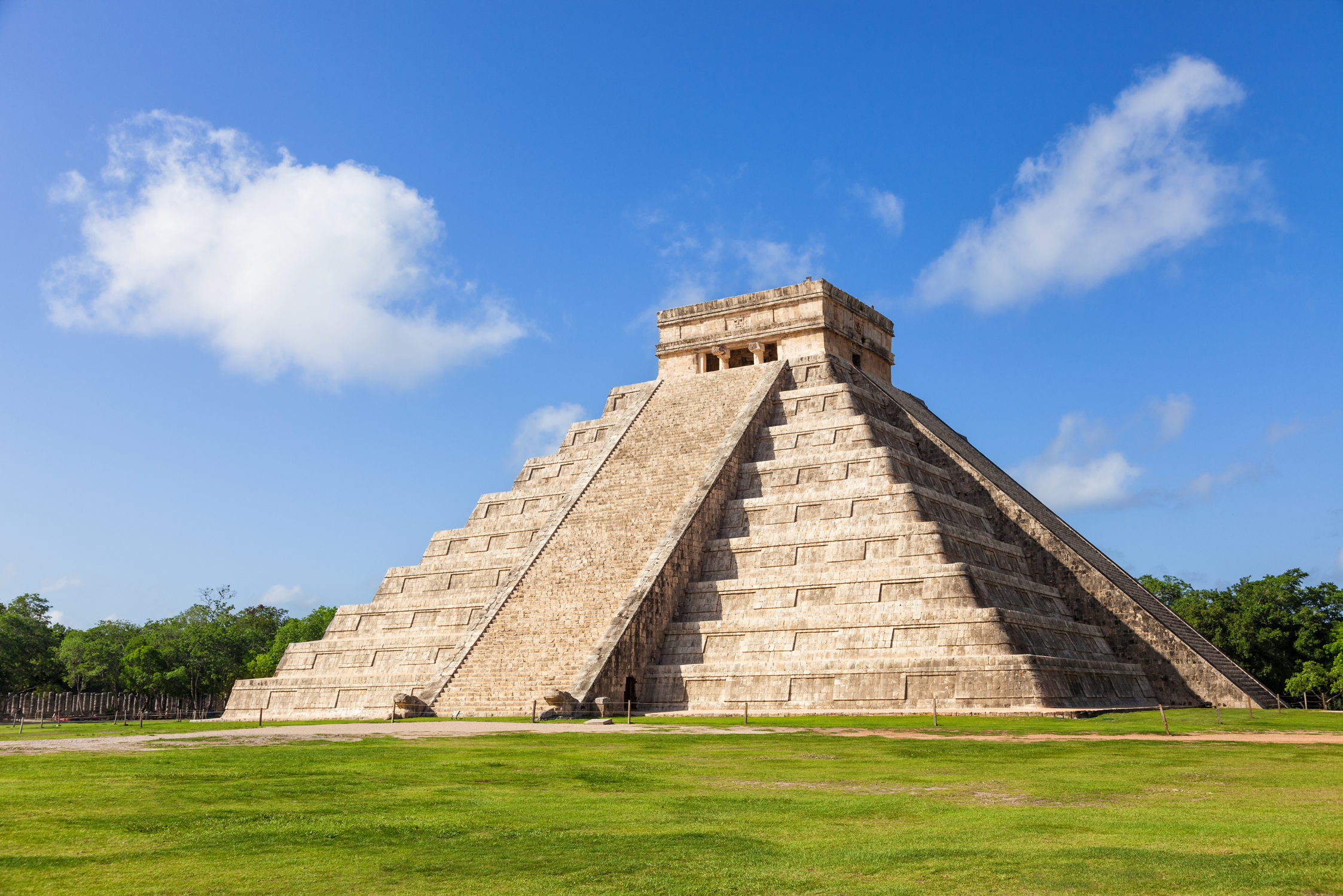 Tour the New Seven Wonders of the World – all in one journey ...