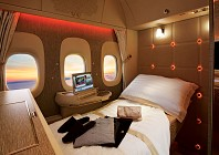Emirates takes luxury sky-high with new cabins for Boeing 777 fleet