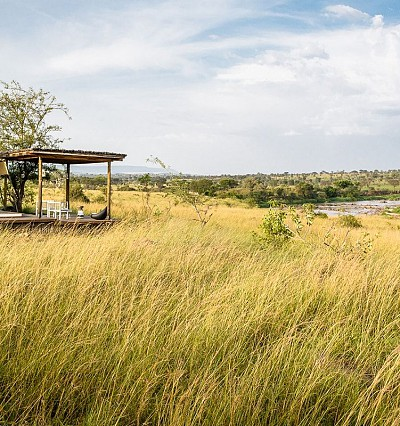 The great escape: Singita Mara River Tented Camp
