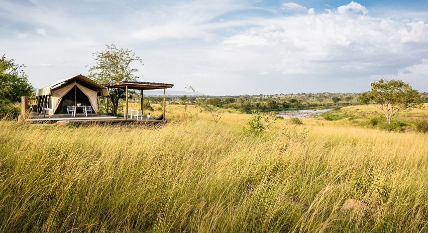 Singita Mara River Tented Camp, Tanzania, Safaris, Africa