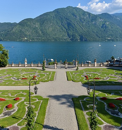 Luxe Lake Como villa offers a noble experience