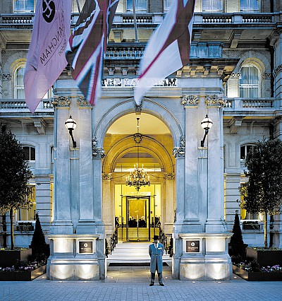 A Grande Dame's revival: suite dreams at The Langham, London