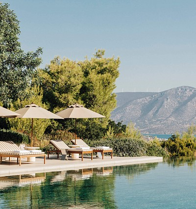 HOTEL INTEL: Own a slice of paradise in the Peloponnese
