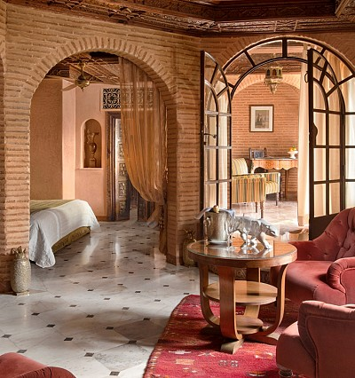 HOTEL INTEL: Discover the true colours of Marrakech
