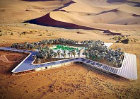 The designs for this UAE eco resort look spectacular