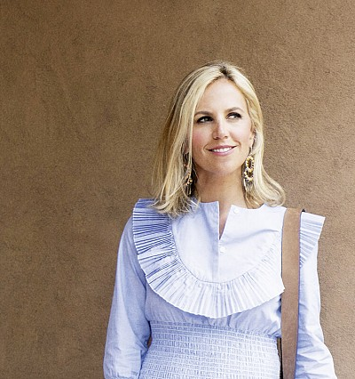 Interview: Traveling with Tory Burch – fashion designer and entrepreneur