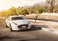 On the road: we review the Aston Martin Rapide S