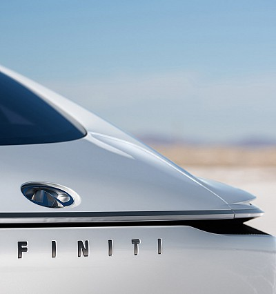 Infiniti Q Inspiration: autonomous driving gets turbocharged