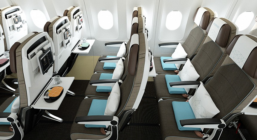 Etihad upgrades economy experience with 'Extra-spatial Design' seats and more