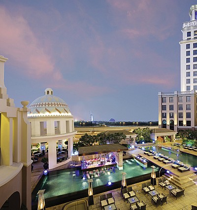 Hotel review: Ice and fire at Kempinski Mall of the Emirates
