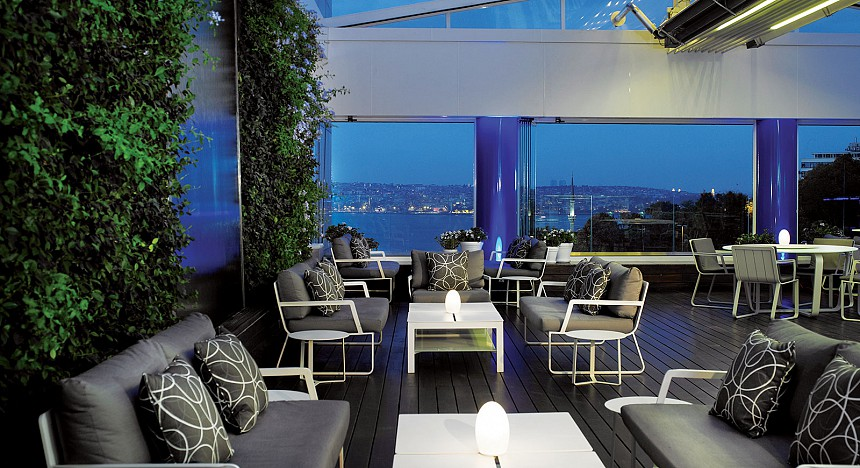The Ritz-Carlton, Istanbul –a fresh take on contemporary Turkish style