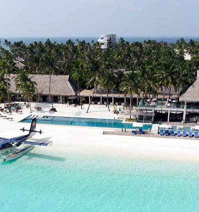 HOTELS: Paradise found at Velaa Private Island
