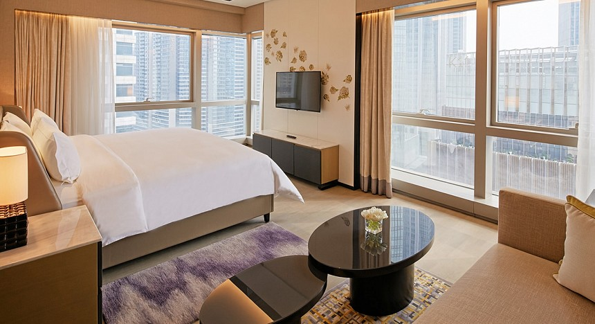 Jumeirah Group has launched Jumeirah Living Guangzhou, China, Hotel, New hotels, debut hotels in China, Luxury hotels in china, dining, tea, cocktail, all-suite residences, Jumeirah hotels