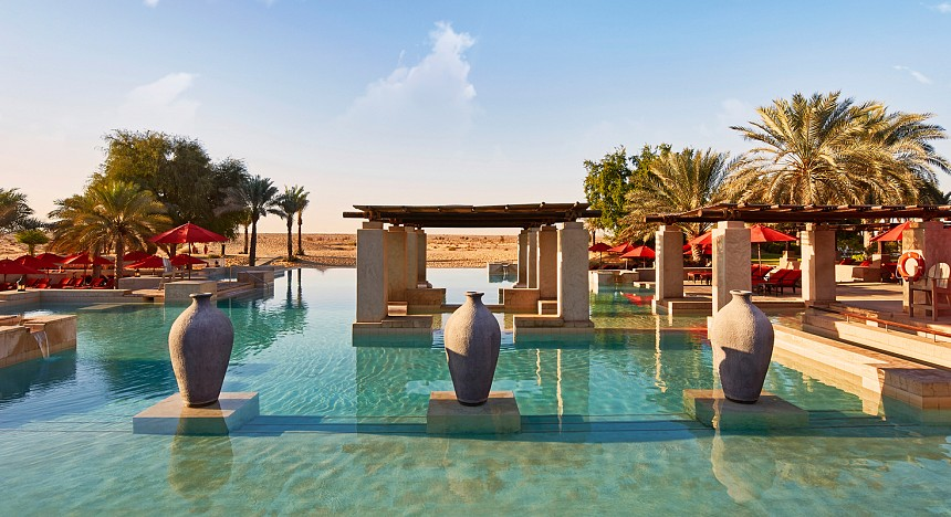 Arabian Journeys, Staycations, UAE, Hotels, Resorts, Desert, Dubai, Luxurious, Pool, Travel, Spa