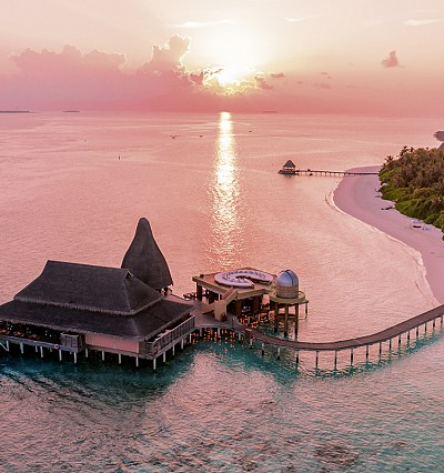 Nocturnal thrills in the Maldives with Anantara