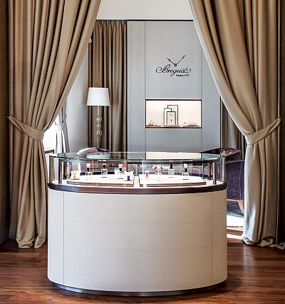 Watch this space: Breguet debuts new boutique in Moscow