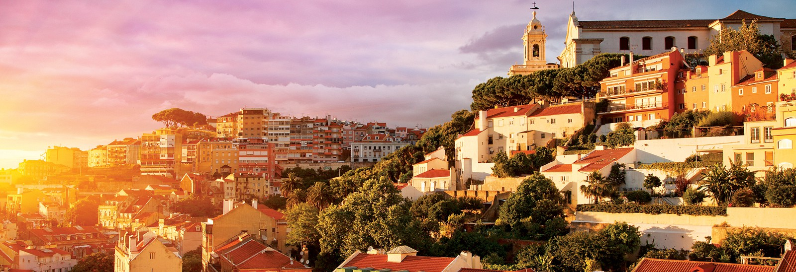 Putting on the luxe in Lisbon, Portugal
