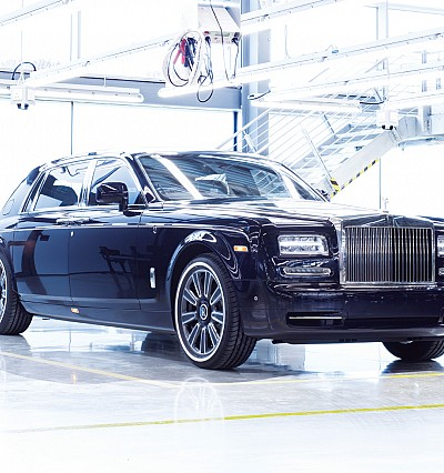 Farewell to the Phantom VII as Rolls-Royce ends the series