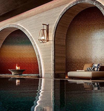 SPA & WELLNESS: Handle with care