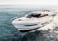 On the water: the Maritimo X60 luxury yacht