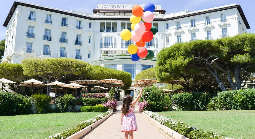 Grand-Hôtel du Cap-Ferrat, kids club