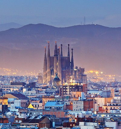 5 reasons to visit Barcelona this year