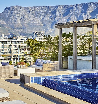 HOTEL INTEL: Cape Town's New Penthouse