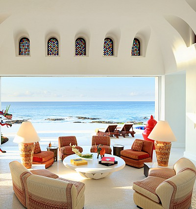 In pictures: The $35,000 per night Cabo mansion