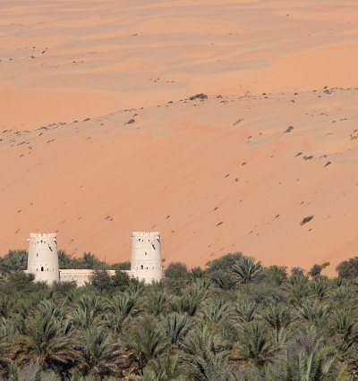 The Liwa Date Festival is the perfect excuse for a desert staycation