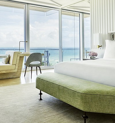 Embrace the waves with Four Seasons Hotel at The Surf Club