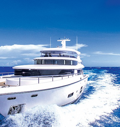 Johnson Yachts collaborates with Dixon Yacht Design for Johnson 93