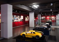 A must-see Lamborghini exhibition for supercar lovers