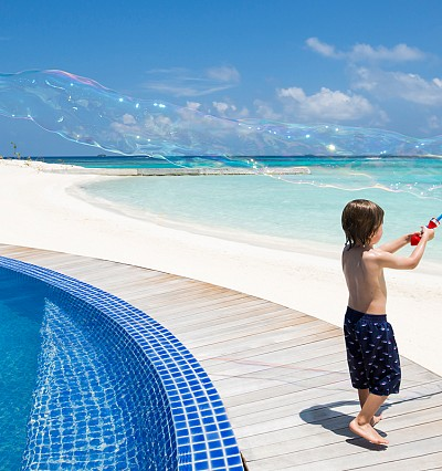 STATE OF PLAY: The coolest kids clubs and the world's best family-friendly hotels