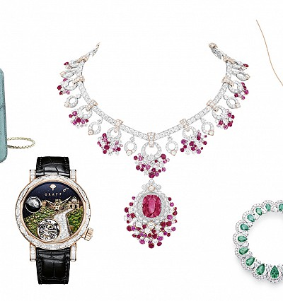 Retail therapy: luxury accessories perfect for spring