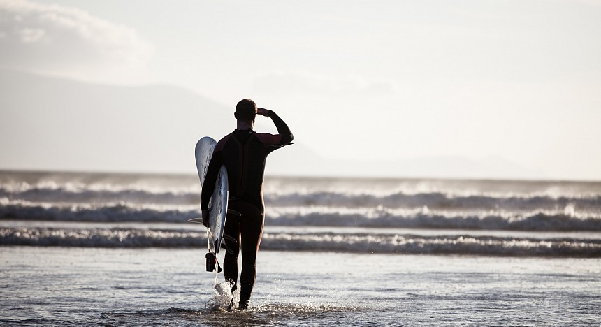 The best surfing in Ireland